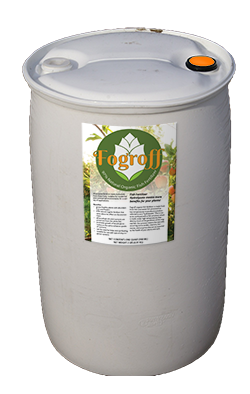 Fifty-Five gallon drum of Fogroff